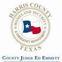 Harris County Homeland security logo