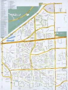 GMBAC Subdivision Map