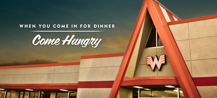 Log - Whataburger DinnerDaypartMenuHeader