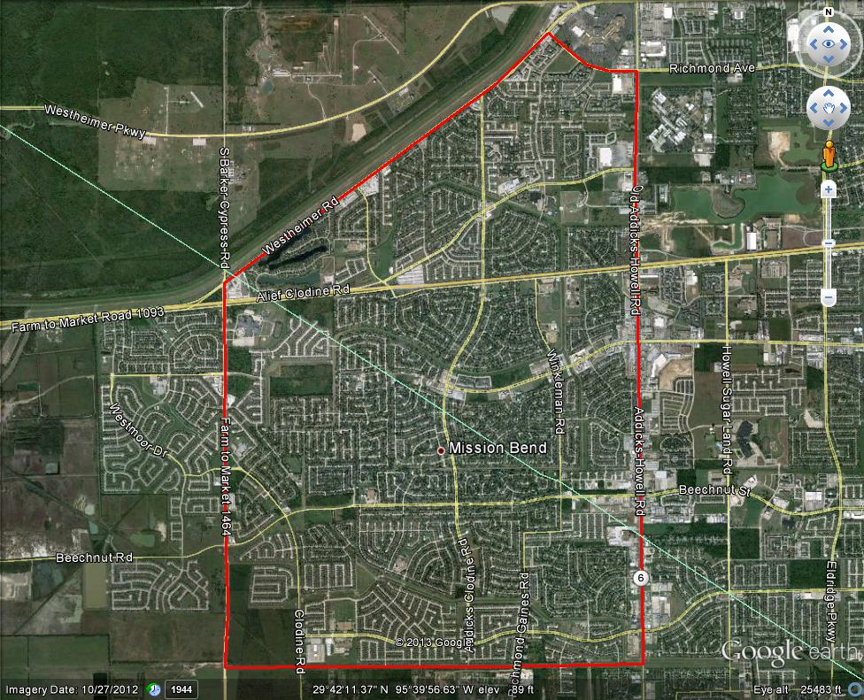 GMBAC - Boundary Map